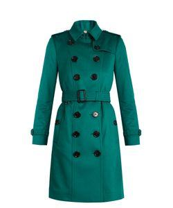 Burberry | Sandringham Long Cashmere Trench Coat