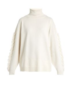Barrie | Timeless Roll-Neck Cashmere Sweater