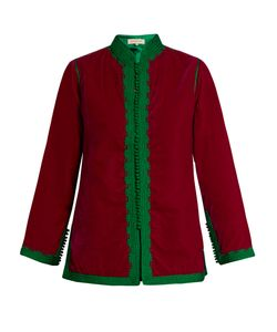Muzungu Sisters | Dalia Velvet Jacket