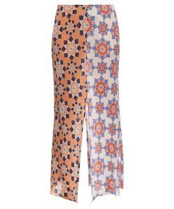 Jonathan Saunders | Carine Star-Print Skirt