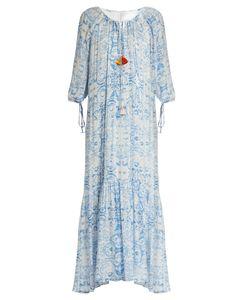 Athena Procopiou | The Midsummers Sky Maxi Dress