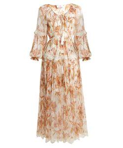 Zimmermann | Oleander Crinkle Slouch Dress