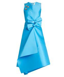 Maison Rabih Kayrouz   Bow-Front Embellished Dress
