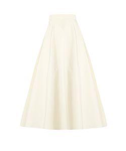 Maison Rabih Kayrouz   Crinkle-Effect A-Line Skirt