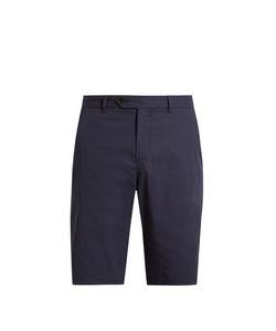 Adam Lippes | Slim-Fit Twill Shorts