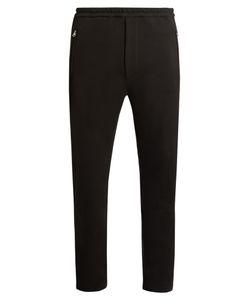 ACNE STUDIOS | Fritz Fleece-Lined Cotton-Jersey Track Pants