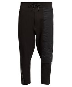 Y-3 | Ft Cropped Cotton Track Pants