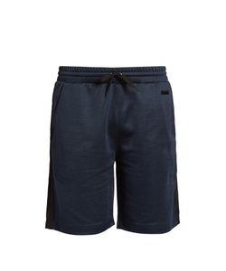 AMI | Cotton-Jersey Track Shorts