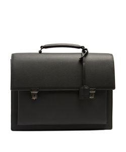 Saint Laurent | Tuc Grained-Leather Briefcase