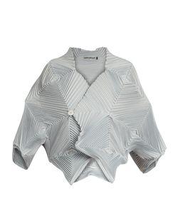 Issey Miyake   Kimono-Sleeve Pleated Jacket