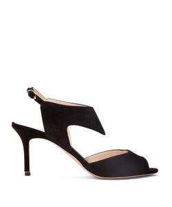 Nicholas Kirkwood | Leda Suede Slingback Sandals