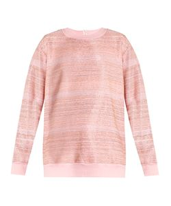 Ashish | Embellished Cotton-Blend Sweatshirt