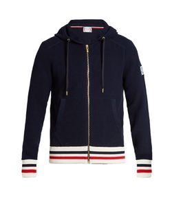 Moncler Gamme Bleu | Zip-Through Cotton Sweatshirt