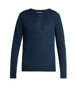 Oliver Spencer | Crew-Neck Linen And Cotton-Blend Sweater