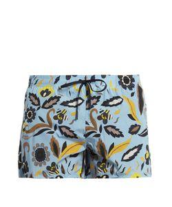 Fendi | Garden-Print Swim Shorts