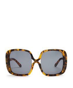 Karen Walker Eyewear | Marques Oversized Sunglasses