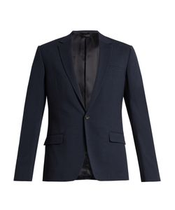 Calvin Klein Collection   New Crosby Single-Breasted Wool-Blend Jacket