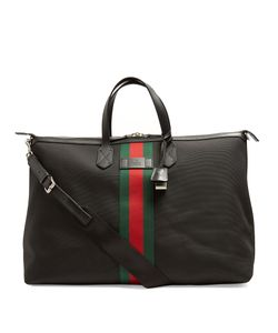 Gucci | Web Technical-Canvas Holdall