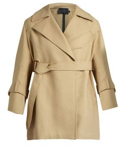 Calvin Klein Collection | Kenneth Belted Trench Coat