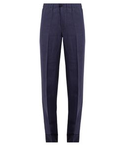 F.R.S - FOR RESTLESS SLEEPERS | Etere Wide-Leg Linen Pyjama Trousers