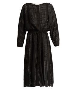 Zimmermann | Gossamer Crochet-Knit Dress