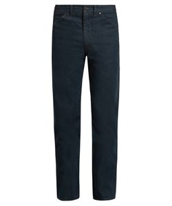 Lemaire | Mid-Rise Straight-Leg Jeans