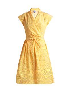 THIERRY COLSON | Striped Cotton Dress