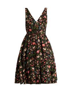 Erdem | Gaby Convertine-Print Matelassé Dress