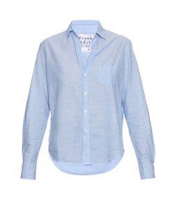 Frank & Eileen   Eileen Cotton-Chambray Shirt
