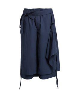 Craig Green | Belted Laye Cotton-Poplin Shorts