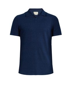Oliver Spencer | Hawthorn Polo Shirt
