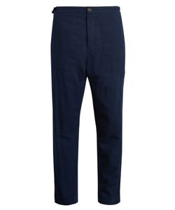 Oliver Spencer | Judo Cotton Trousers