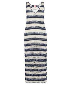 Anna Kosturova | Bardot Crochet Maxi Dress