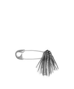 Sonia Rykiel | Fringed Safety-Pin Brooch