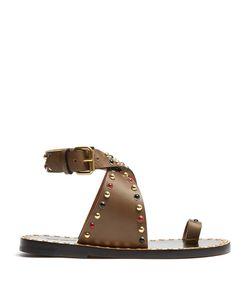 Isabel Marant | Jools Embellished Leather Sandals