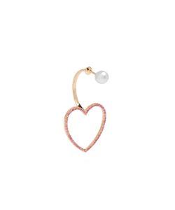 Delfina Delettrez | Sapphire Pearl Earring