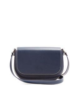 A.P.C. | James Leather Cross-Body Bag