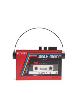 Sarah's Bag   Walkman Box Clutch