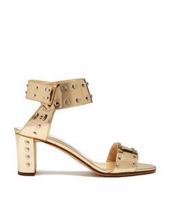 Jimmy Choo | Veto 65mm Studded Leather Sandals
