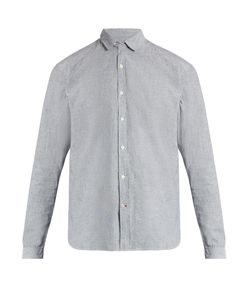 Oliver Spencer | Clerkenwell Cotton-Blend Shirt