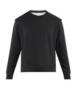 Maison Margiela | Oversized Cotton Sweatshirt