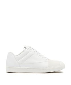 Marni | Low-Top Leather Trainers