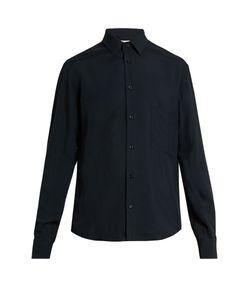 Lemaire   Single-Cuff Twill Shirt