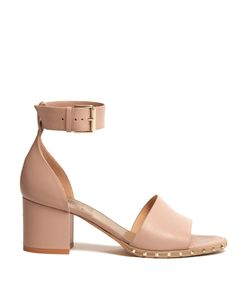 Valentino | Soul Rockstud Leather Sandals