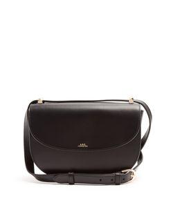 A.P.C. | Genève Leather Cross-Body Bag