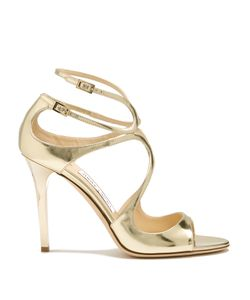 Jimmy Choo | Lang 100mm Leather Sandals