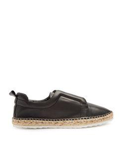 Pierre Hardy | Slider Leather Espadrilles