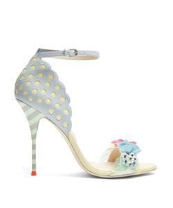 Sophia Webster | Lilico Sequin-Embellished Leather Sandals