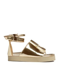 Ellery | Ryme Double Ankle-Strap Sandals