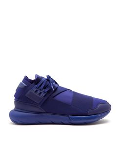 Y-3 | Qasa High-Top Neoprene Trainers